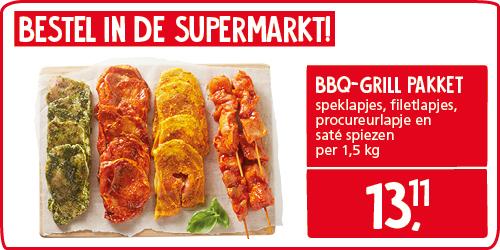 Bbq Vlees Aanbieding.Vlees Vis Vega Voor Op De Bbq Jan Linders