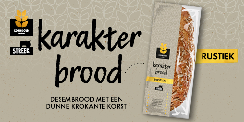 Korengoud Karakterbrood rustiek