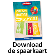 Download de spaarkaart!